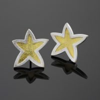 Star earrings Mauritius