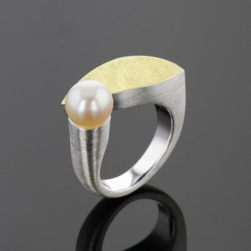Pearl ring Mauritius