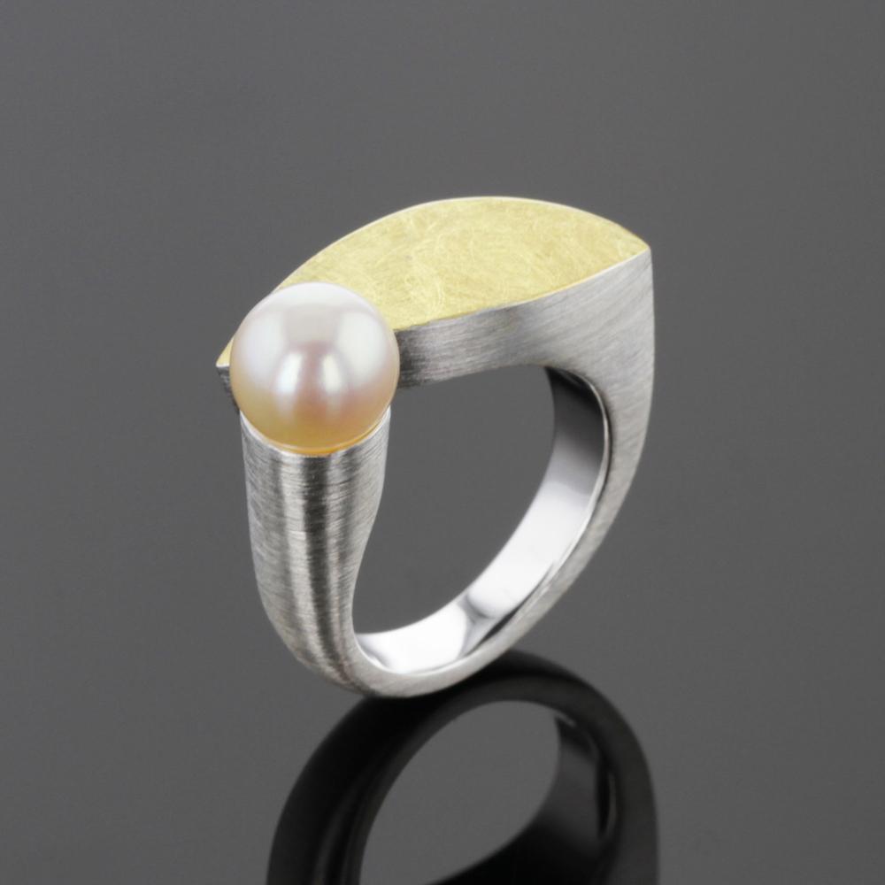 Pearl ring Mauritius
