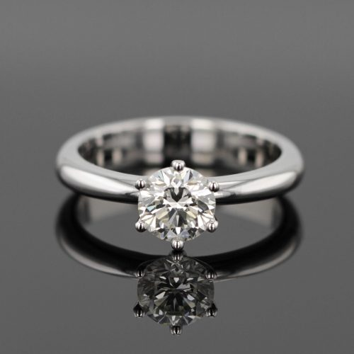 1 carat diamond engagement ring, Mauritius
