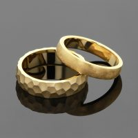 Custom-made wedding rings mauritius