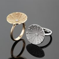 Unique sea urchin jewellery Mauritius