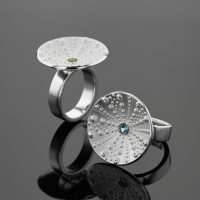 Sea urchin jewellery designs