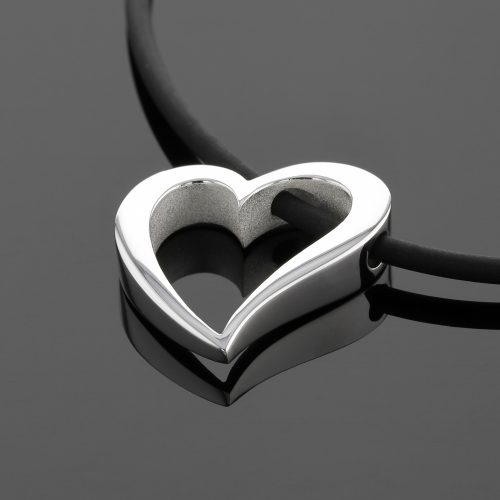 Heart pendant Mauritius