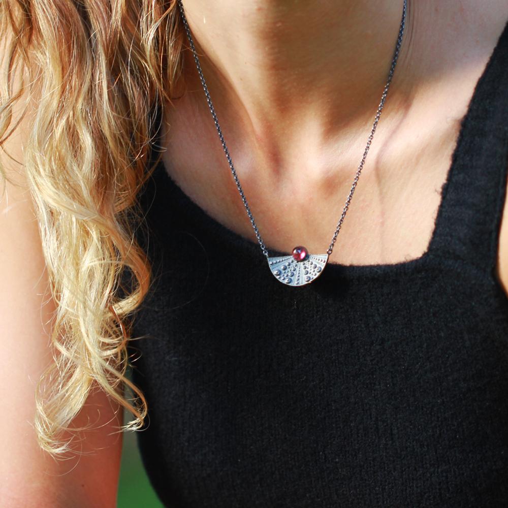 Mauritius sea urchin jewellery c