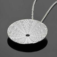 Mauritius sea urchin jewellery