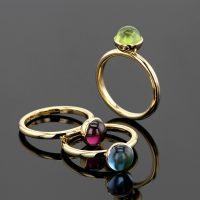 Gold rings Mauritius