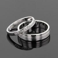 Unique wedding rings Mauritius
